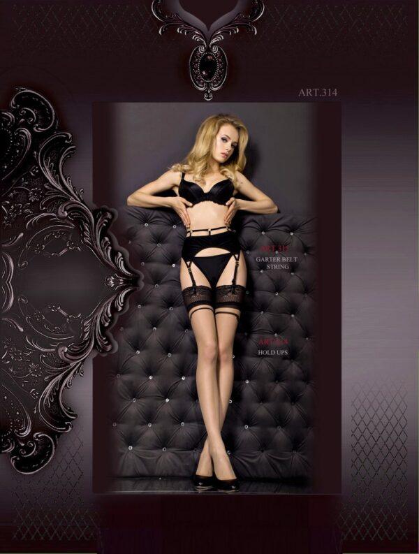 315 Garter Belt with Thong3