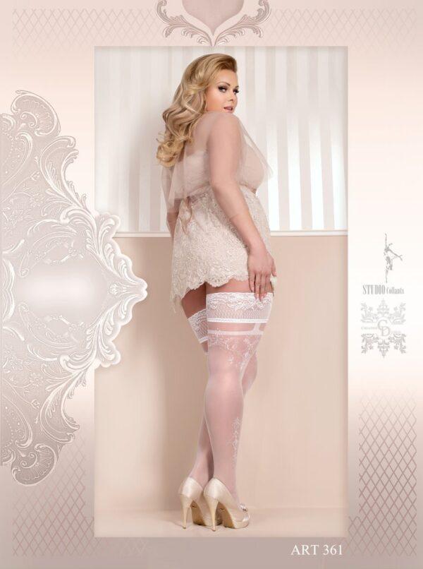 361 2 Thigh Highs Curvy