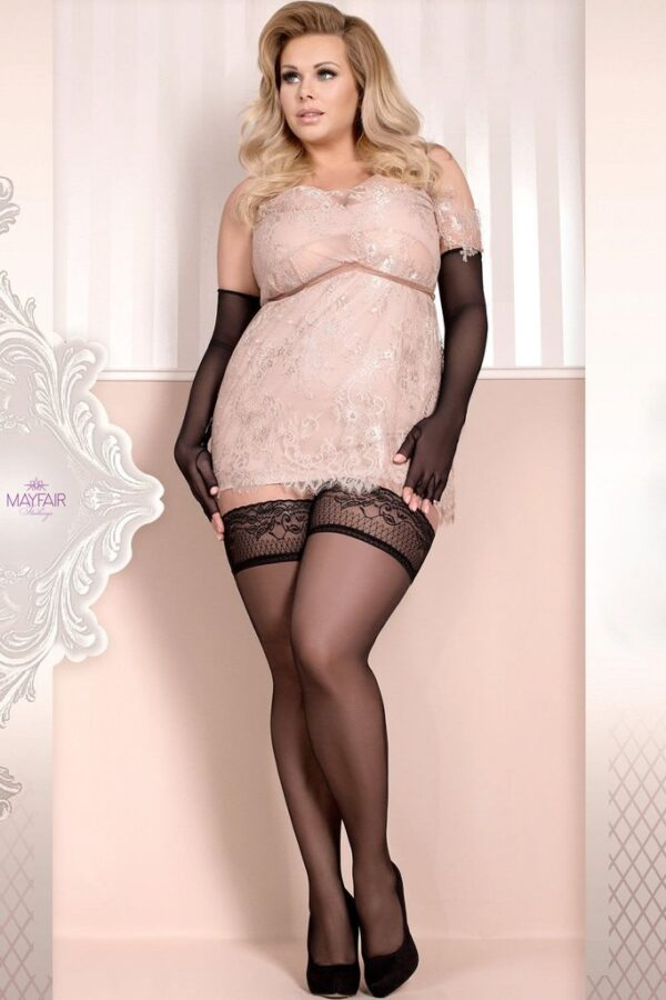 Plus Size Thigh Highs