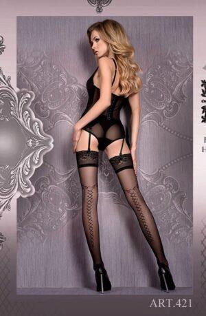 421 Thigh High Stockings